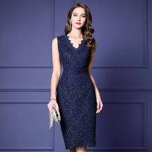 Новое поступление, кружевное красное летнее платье с v-образным воротником, длинное обтягивающее элегантное на выход платье