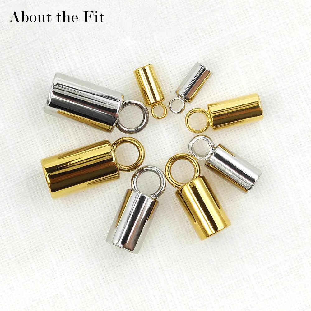 4.0mm acero inoxidable bala cadena colgante bala cadena árbol de navidad DIY joyas cadena