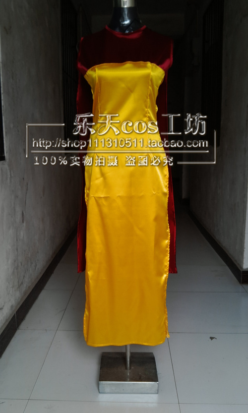 Soraka cosplay costume customize any size