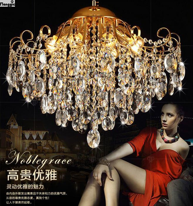 Modern Brass Chandelier Promocja Sklep dla promocyjnych Modern Brass Chandelier na Aliexpress com