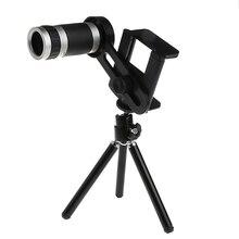 Mobile Phone Camera Lens 8X Zoom Telescope Telephoto