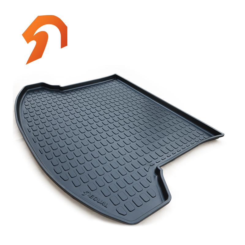 Rubber Rear Trunk Cover Cargo Liner Trunk Tray Floor Mat for Mazada cx-7 cx7 2012-2018 Car Floor Trunk Carpet Liners Mats