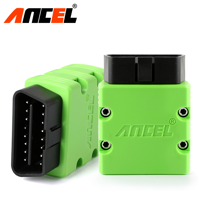 Ancel AN100 V1.5 ELM327 Bluetooth for Windows Android Phone Tablet Laptop Scan Tool OBD 2 OBD2 Scanner ELM 327 V 1.5 OBDII KW902 ft232rl chip real elm327 v1 5 plastic obdii eobd canbus scanner automotive obd2 scan tool elm 327 v 1 5 usb diagnostic tool