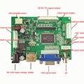 ЖК-Дисплей 50PIN TTL LVDS Плате Контроллера HDMI VGA 2AV для AT070TN90 92 94 Поддержка Автоматически VS-TY2662-V1 Водитель Борту