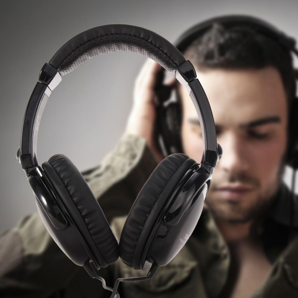 bilder für Professionelle TAKSTAR HD2000 headset musik monitor der DJ 3,5mm Kopfhörer Mischen Aufnahme Monitor Kopfhörer L3EF