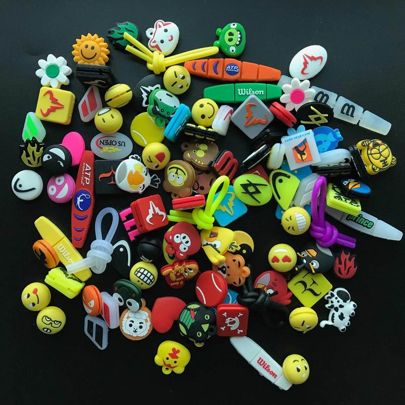 Free Shipping-80pcs/lot-Wholesale Vibration Dampeners/tennis Racket/tennis Racquet