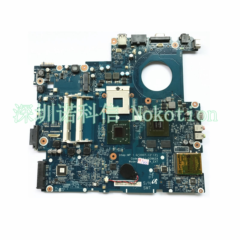 BA92-04820A LAPTOP MOTHERBOARD for SAMSUNG R700 INTEL PM965 NVIDIA GeForce 8400M GS DDR2 Mainboard G84-600-A2 Free cpu ba92 05127a ba92 05127b laptop motherboard for samsung np r60 r60 ddr2 intel ati rs600me mainboard