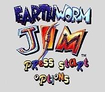 Earth Worm Jim - Sega Mega Drive For Genesis 1