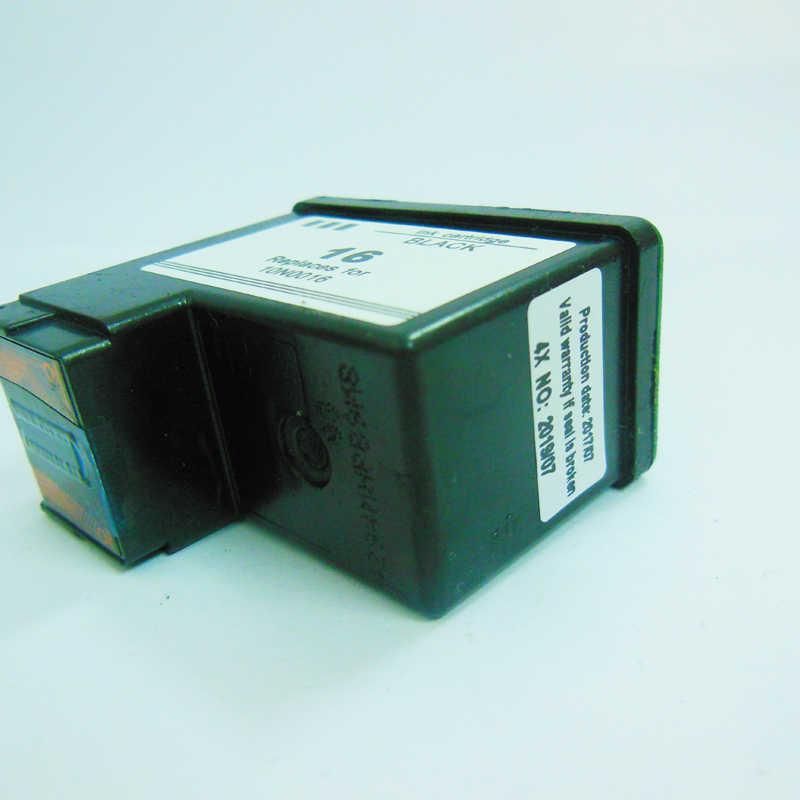 Vilaxh Für Lexmark 16 Tinte Patronen Für Lexmark i3 z617 Z13 Z23 Z25 Z33 Z35 Z513 Z515 Z603 Z605 Z611 z615 Z645 X2250 X74