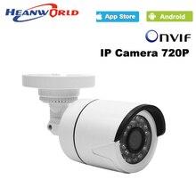 Мини ip-камера 720 P H.264 1.0 Мегапиксельная HD ONVIF IP Камеры P2P 24 шт. Светодиодов Ночного Видения Безопасности Сети Ip-камера ВИДЕОНАБЛЮДЕНИЯ IP Cam
