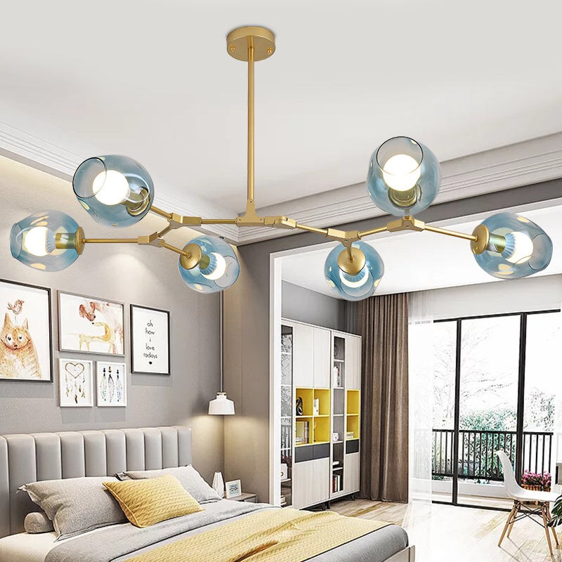 70 Modern Dining Room Ideas For 2019: 2019 Modern LED Pendant Lamp For Living Room Bedroom
