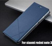 Original Msvii Brand Xiaomi Redmi Note 3 Case Luxury Wallet Leather Case Hongmi 3 Stand Flip