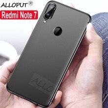 Hard PC Case For Redmi 7A Note 7 Plastic Full Cover Xiaomi Thin Matte Phone Pro