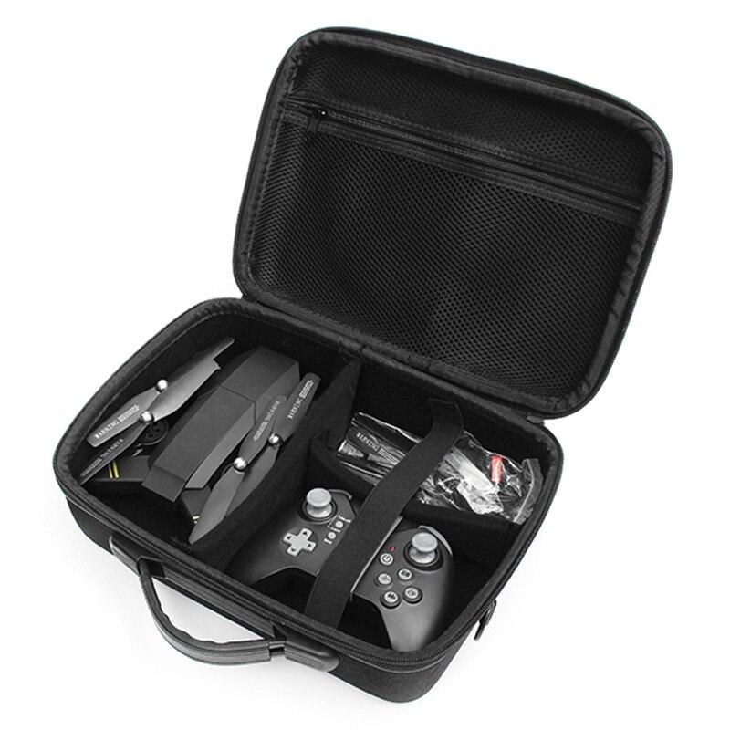 VISUO XS809HW Borsa A Tracolla Della Borsa Custodia Box Valigia Per I Modelli Eachine E50 E51 E52 E55 RC Quadcopter Nero