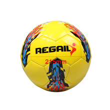 Ball Size 5 PU Machine Sewn Soccer Durability for Teenager Football Game Training New Arrival Outdoor