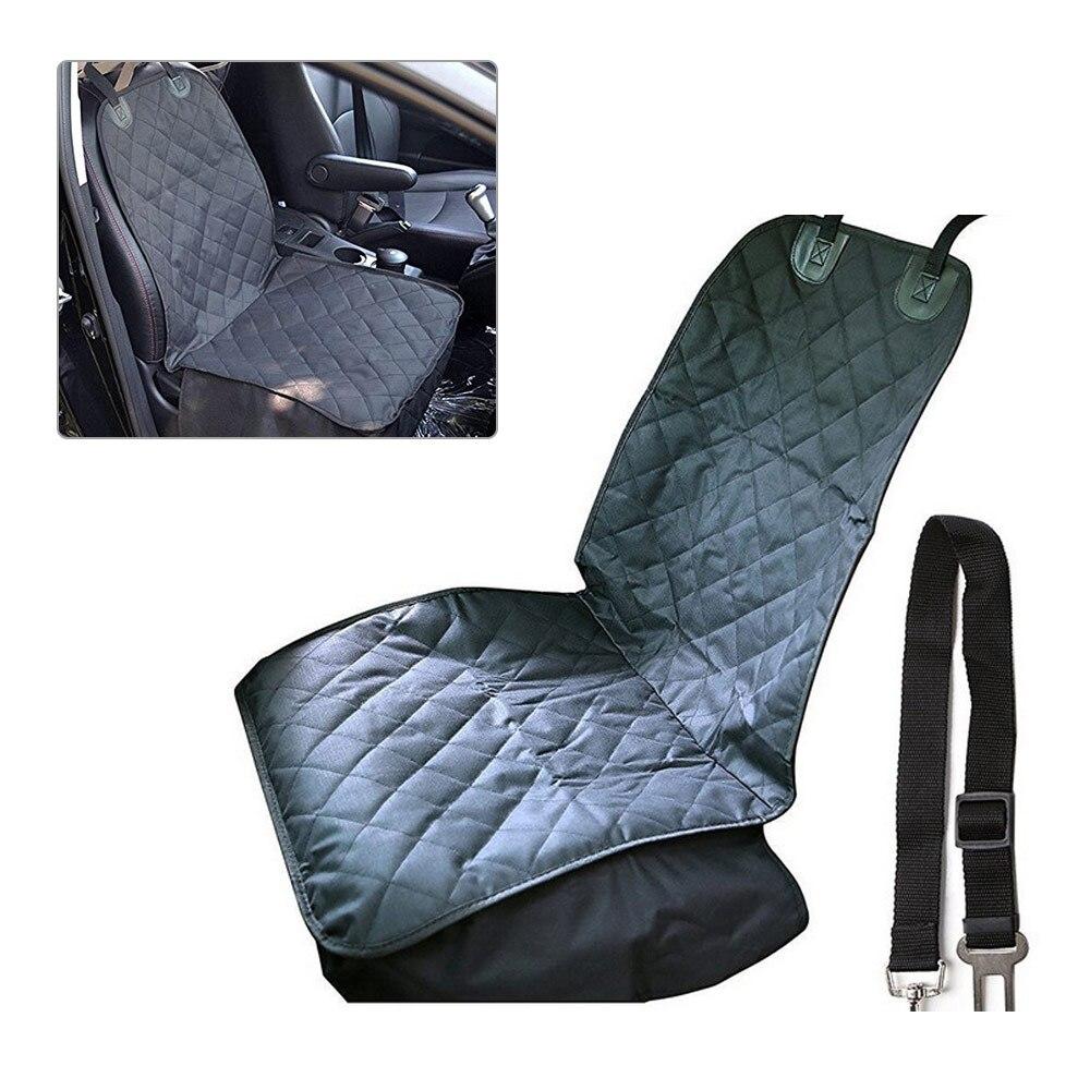 FLY5D dog pad waterproof non slip car pet pad 100*50CM Co pilot Car seat cushion Pet Car Copilot Seat Convenient Cover