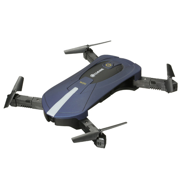 High Quality Eachine E52 WiFi FPV Selfie Drone With High Hold Mode Foldable Arm RC Quadcopter RTF For Children Gift 2