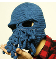 Limited New Solid Adult Casual Unisex Cotton Beanies Gini Hat Winter Warm Knitted Crochet Slouch Baggy Beret Beanie Cap