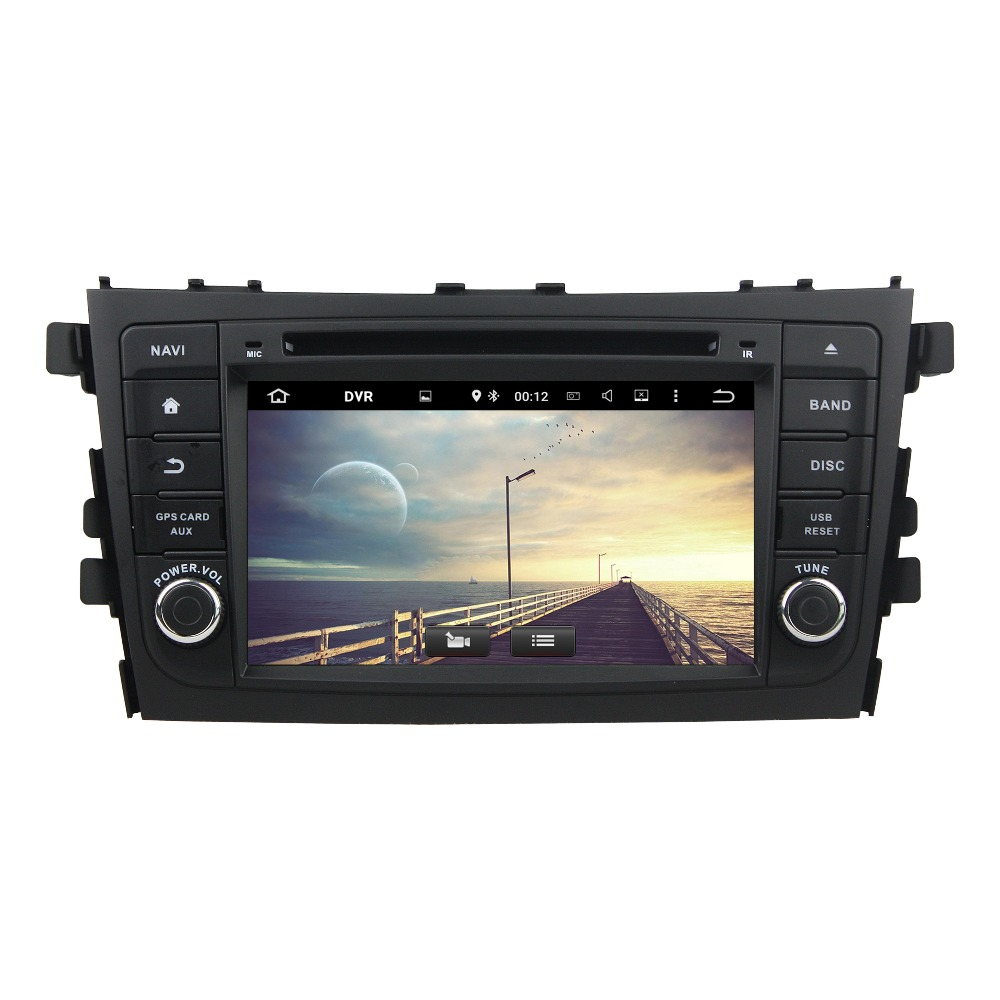 "KLYDE 7"" 2Din 8 Core Android 8.0 For SUZUKI Alto Celerio Cultus 2015-2016 Car Radio 2+16GB 4+32GB 4+64GB Multimedia Audio Stereo"