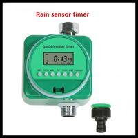 Micro-spruzzo spruzzo automatica timer intelligente (pioggia senso timer plus connettore) timer automatico di irrigazione timer irrigazione controlle