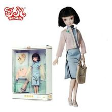 Рекомендуем Куклы Kurhn для девочек игрушки 10 суставов тело кукла девочка подарок#6093