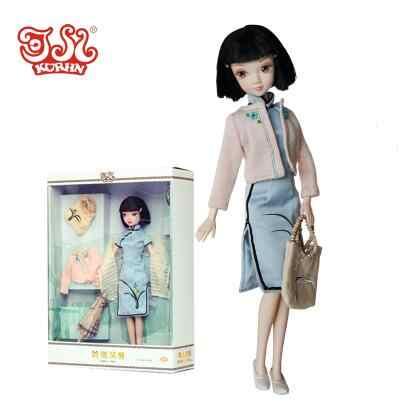Настоятельно рекомендуем Куклы Kurhn Кукла для девочек игрушки 10 Объединенный корпус обувь для кукол #6093