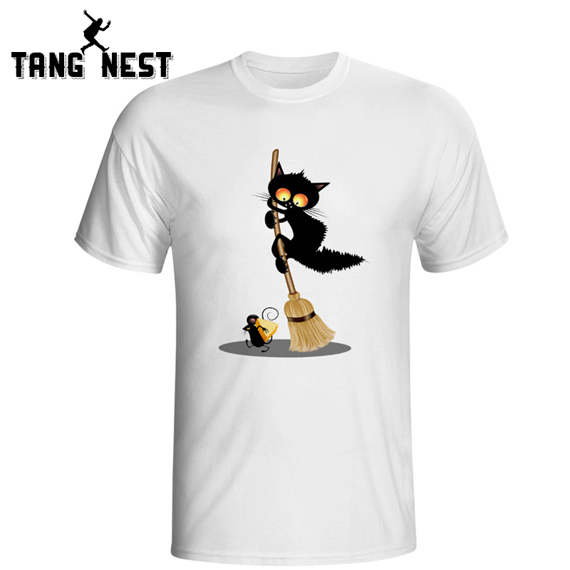 TANGNEST 2019 Hot Sale Short sleeve T-shirt Men Fashion Printing O-Neck Men T-shirt Summer Casual Slim T shirt MTS2062