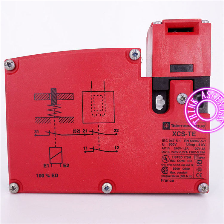 цены Safety Door switch Red switch Original New XCS-TE XCSTE7311 XCS-TE7311 / XCS-TE XCSTE7312 XCS-TE7312