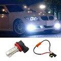 1 pcs H11 H8 2835 21SMD LED Nevoeiro Lâmpadas de Luz No Erro Para BMW 3/5-Série 328i 335i E90 E39 525 530 535 540 E61 F10 F25 X3