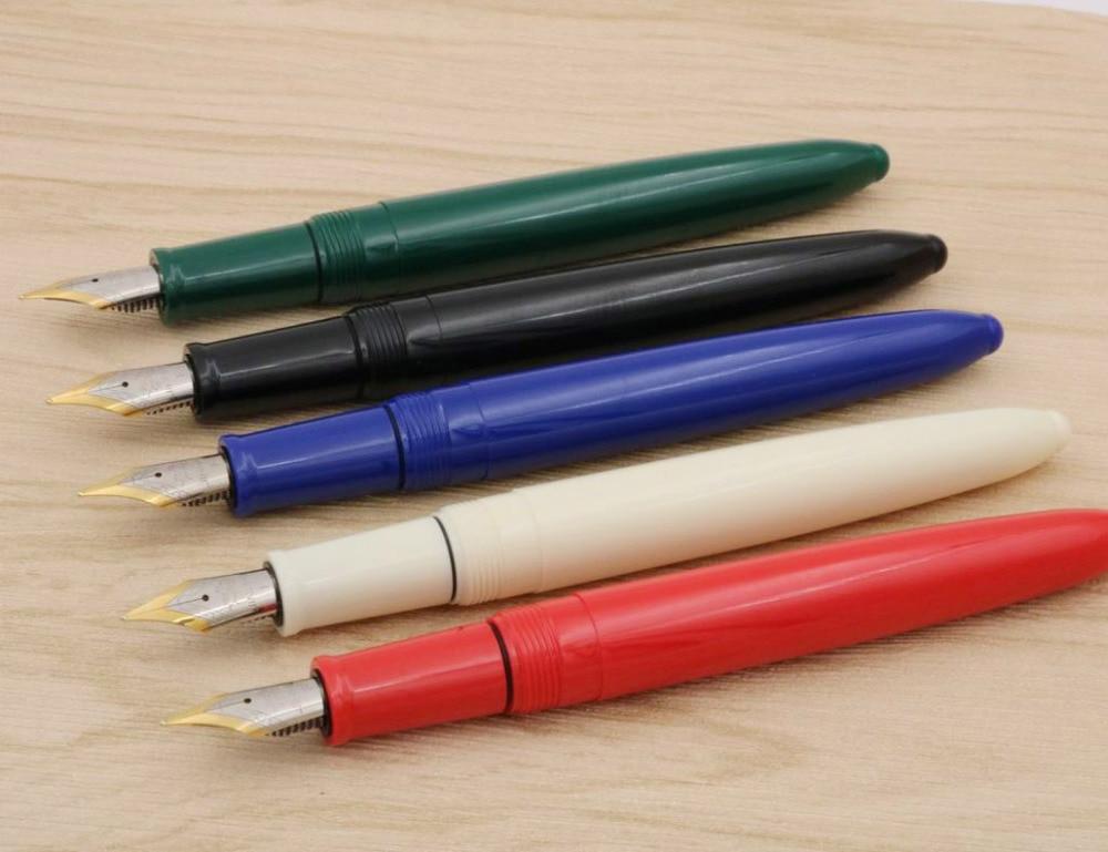 JINHAO 992 New Gift Medium Plastic Turn Golden Fountain Pen
