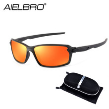 Polarized Cycling Glasses Men Bike Eyewear Bicycle Goggles Outdoor Sports Sunglasses Advanced Suit