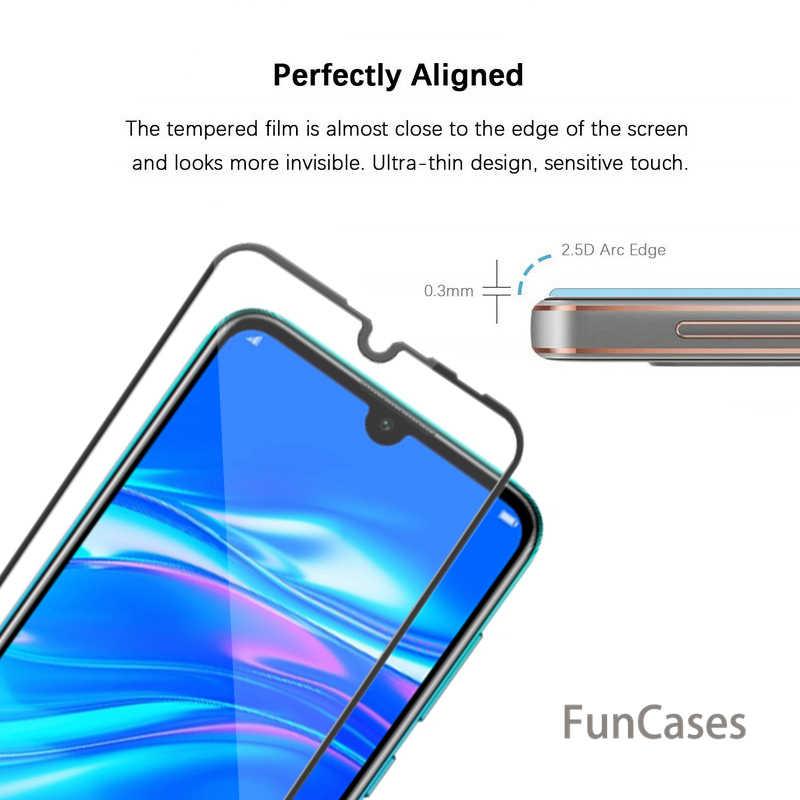 Vidrio templado para huawei p smart 2019 protector de pantalla de vidrio para huawei p smart p smat p-inteligente vidrio protector película