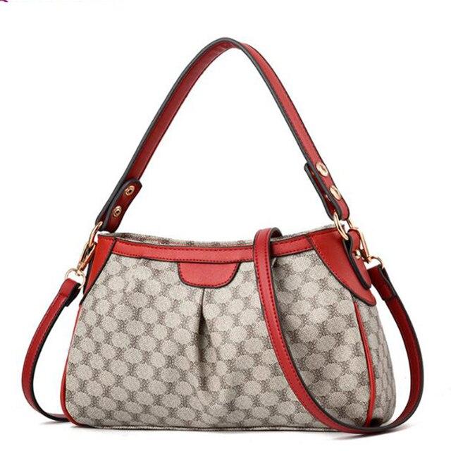 2019 Novo saco Crossbody para Bolsa sacos Crossbody Do Vintage das Mulheres Casuais Bolsa Feminina Bolsa de moda Feminina saco Do Mensageiro Do Ombro