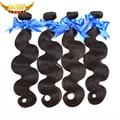 8A Malaysian Body Wave Hair 4bundles Deal 100% Virgin Malaysian Hair Body Wave Unprocessed Human Hair Crown Hair Products