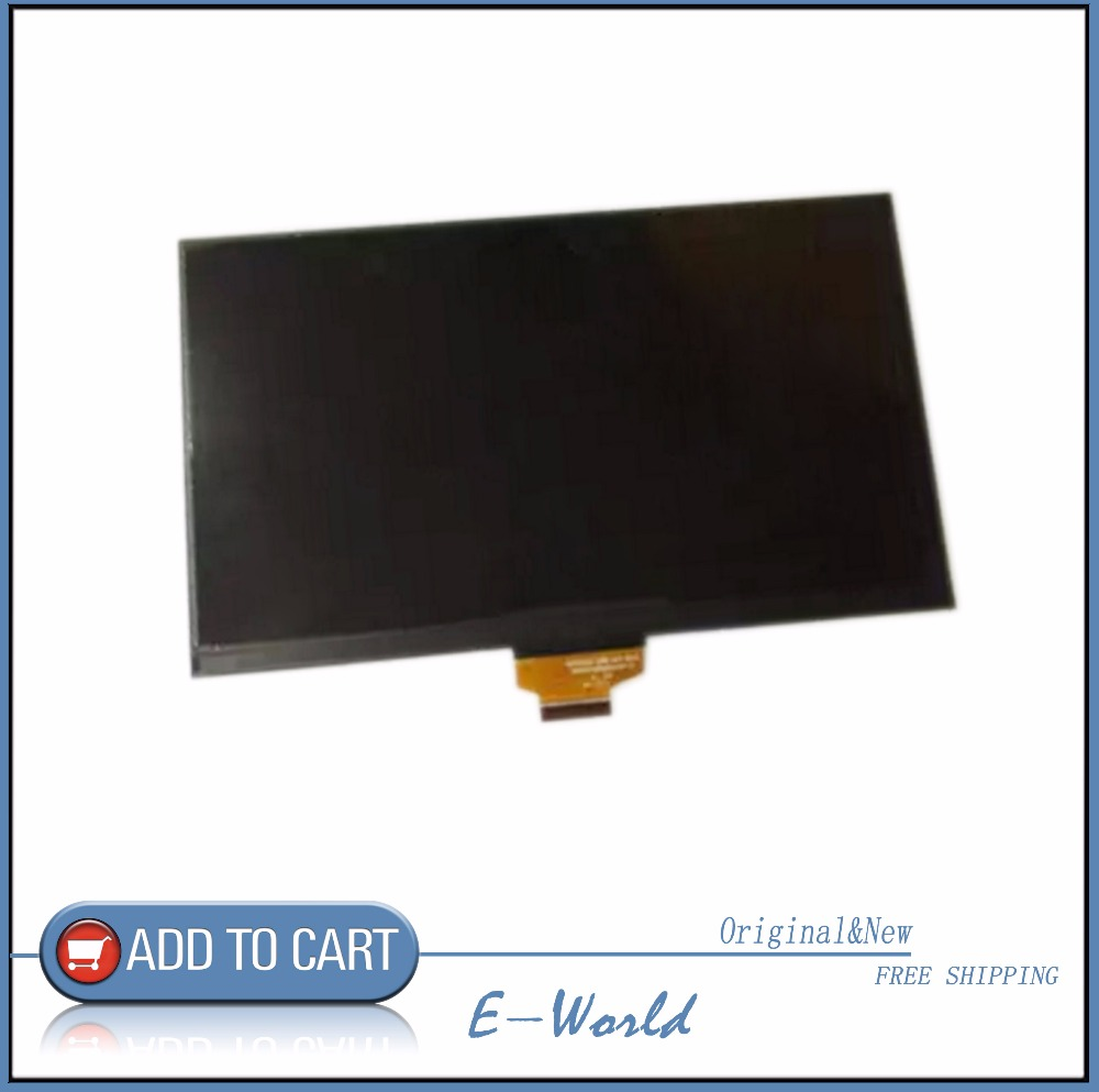 Original 7inch 30pin LCD Screen For Alcatel One Touch PiXi 3 (7) 3G Wifi 9002a 9002X 9002W 8055 8054 8056 Display TABLET