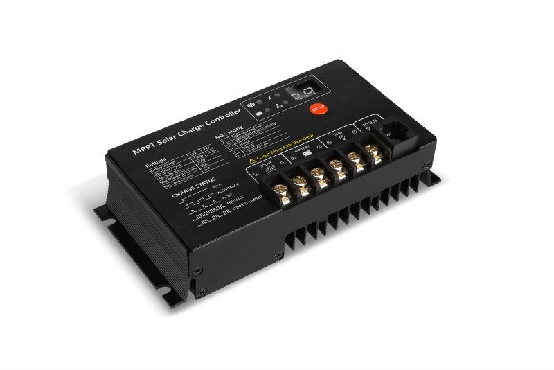 купить Mini size 10A MPPT solar charge controller 12V or 24V battery mode 150V max solar input voltage suit for max 130W or 260W PV по цене 3487.92 рублей