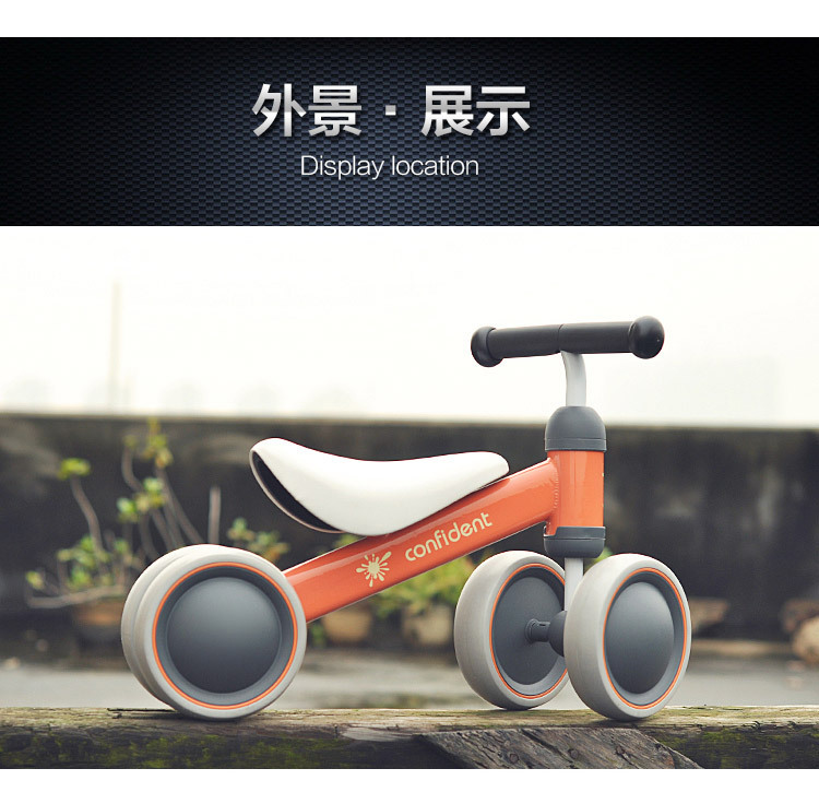 HTB1vn9umjqhSKJjSspnq6A79XXa0 New brand children's bicycle balance scooter walker infant 1-3years Tricycle for driving bike gift for newborn Baby buggy