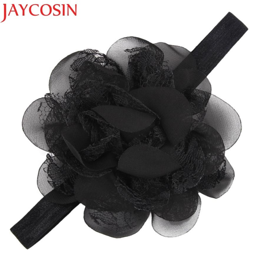 JAYCOSIN Multicolor Flower Mini Headbands girl hair accessories Girl headband hair band newborn floral headband цены онлайн