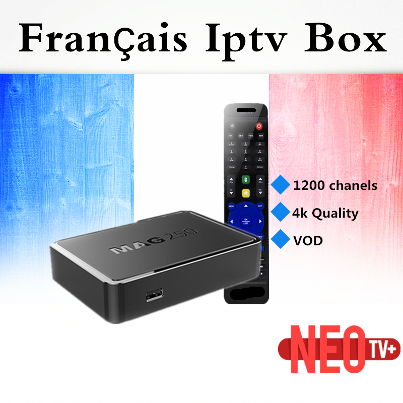 French IPTV Mag250 Linux System Luxembourg Belgiun Europe Turkey German Italy African Poland Portuguese IPTV Set Top Box ulrich beck german europe