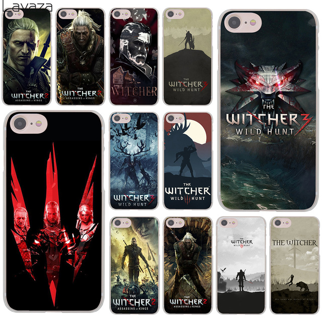 867be9d2ec02 Lavaza The Witcher 3 Wild Hunt series poster Hard Cover Case for iPhone X  XS Max XR 6 6S 7 8 Plus 5 5S SE 5C 4S 10 Phone Cases