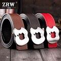 Envío de La Manera de Los Nuevos Hombres de Cuero Cinturones para Las Mujeres, masculina Correa de piel de Vaca Cinturón de Cuero Cinturones de Marca Styel Mejor Como REGALO