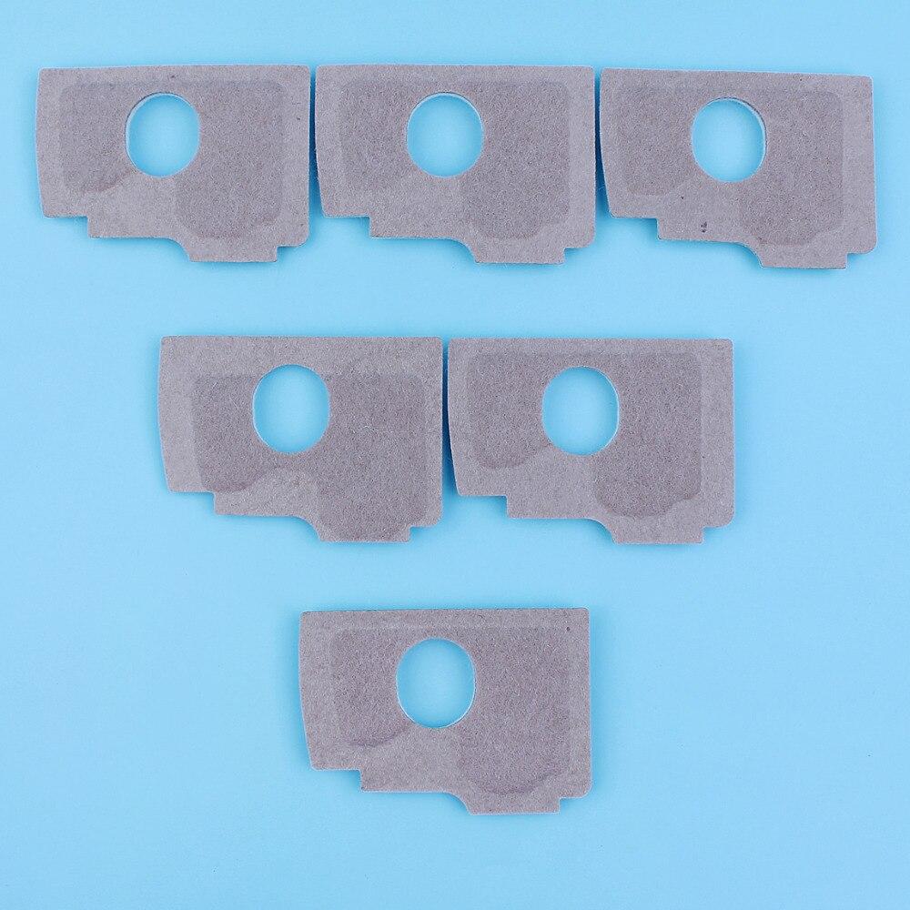 Haishine Kit de filtre /à carburant pour bougie dallumage pour /écrou de barre Fit STIHL 017 018 170 180 MS170 MS180 Scie /à cha/îne Nouveau