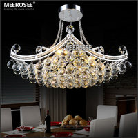 New Style Crystal Chandelier Lighting Fixture Crystal Light Lustres de cristal for Living Room Ceiling Lamp Free Shipping