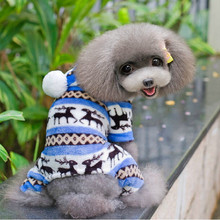 Free shipping autumn and winter fashion pet dog coral cashmere hooded