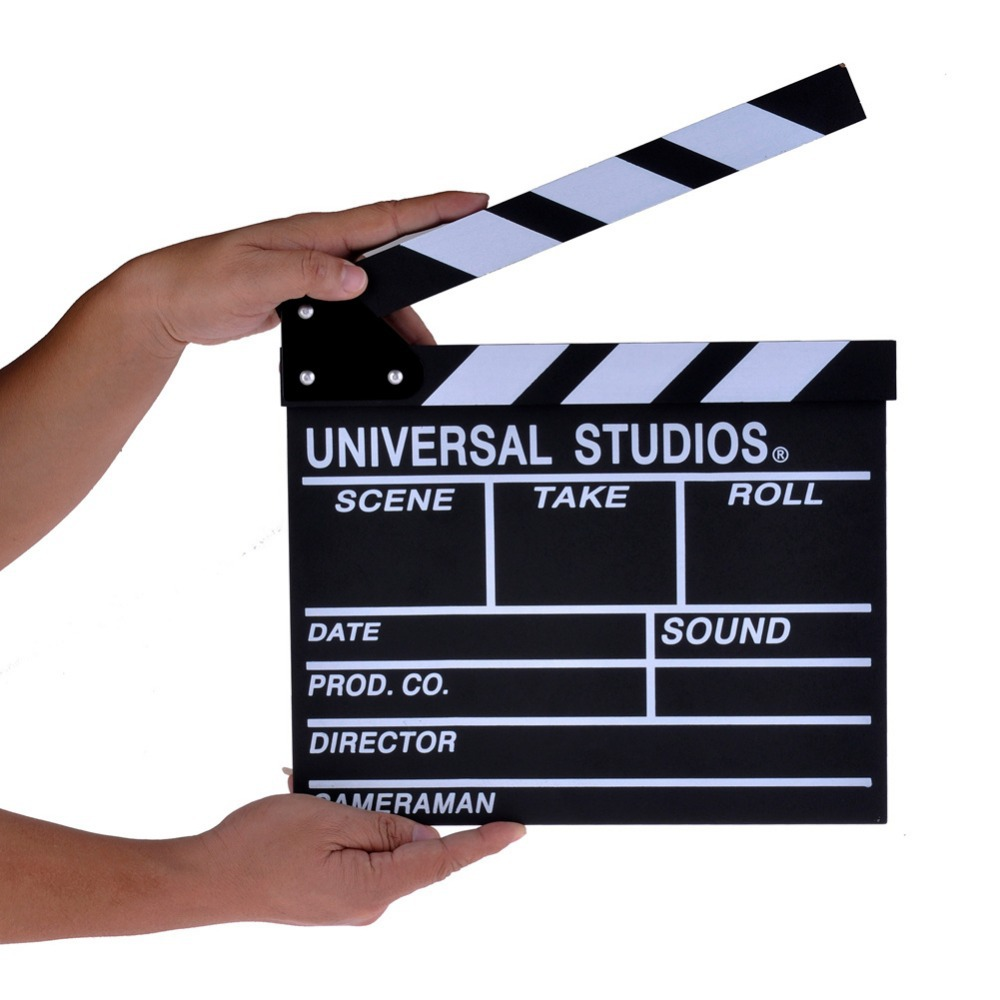 Online Buy Wholesale film clapper board from China film