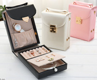 Free Shipping Wholesale 5pcs Lot 18 5 13 5 5cm Ring Earring Necklace Pendant Storage Boxes