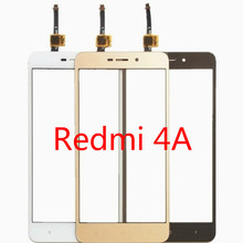 5.0 LCD Display Touch Screen For Xiaomi Redmi 4 4A Touchscreen Panel Front Outer Glass Sensor Digitizer 4 A Phone Spare Parts