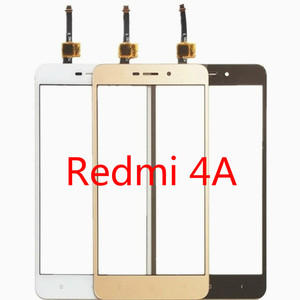 Image 1 - 5.0 LCD Display Touch Screen For Xiaomi Redmi 4 4A Touchscreen Panel Front Outer Glass Sensor Digitizer 4 A Phone Spare Parts