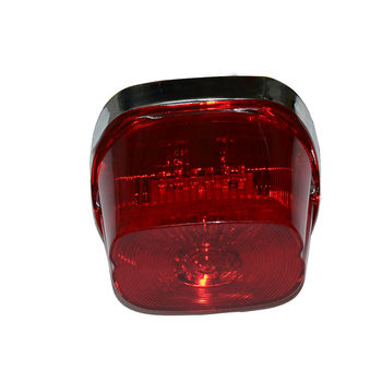 Red LED Tail Light Turn Light Brake Lamps For Harley Davidson  Sportster Road King Dyna Glide Night Train FatBoy