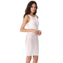 Sleeveless O Neck Party Dress